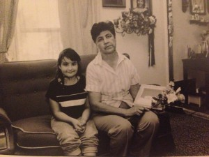 Me and Mom 1989